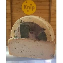 Kozí syr s mätou